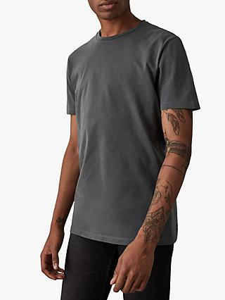 Reiss Heath Garment Dye T-Shirt