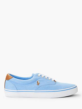 Polo Ralph Lauren Thorton Canvas Trainers