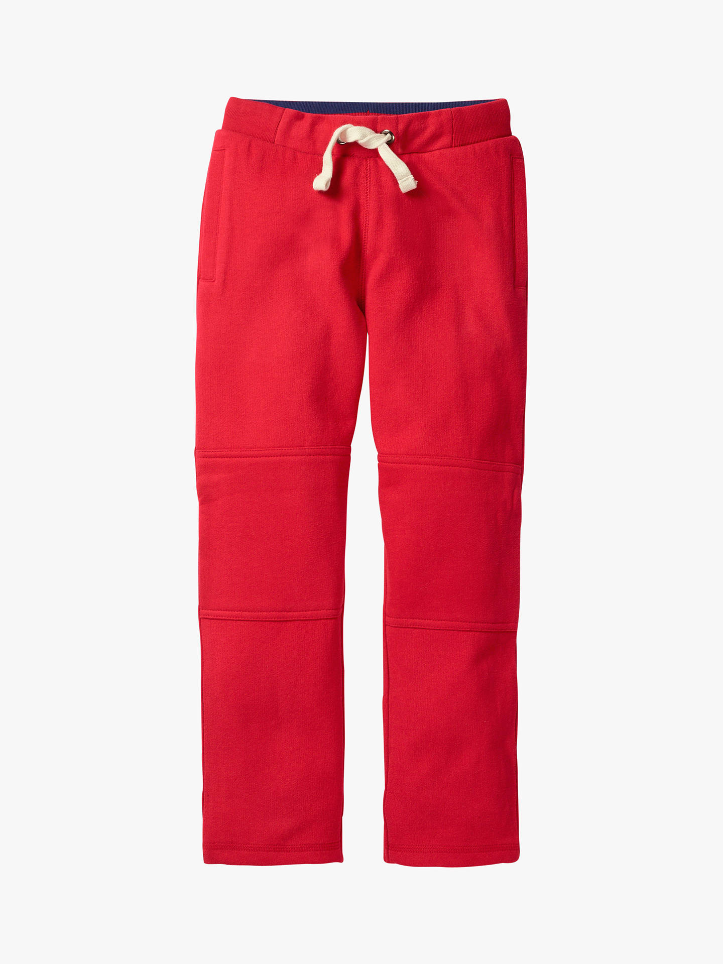 4460643f6 Buy Mini Boden Boys' Joggers, Engine Red, 12 years Online at johnlewis.