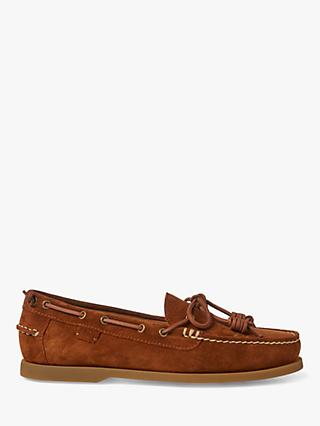 Polo Ralph Lauren Millard Suede Boat Shoes