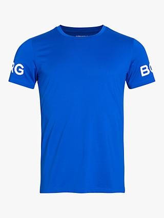 Björn Borg Short Sleeve Training Top, Surf The Web