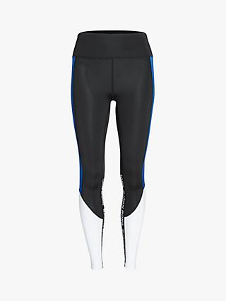 Björn Borg Celine Training Tights, Black/Surf The Web