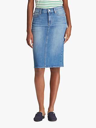 Rosalba A Line Skirt Biskuit Fit Regular Outer