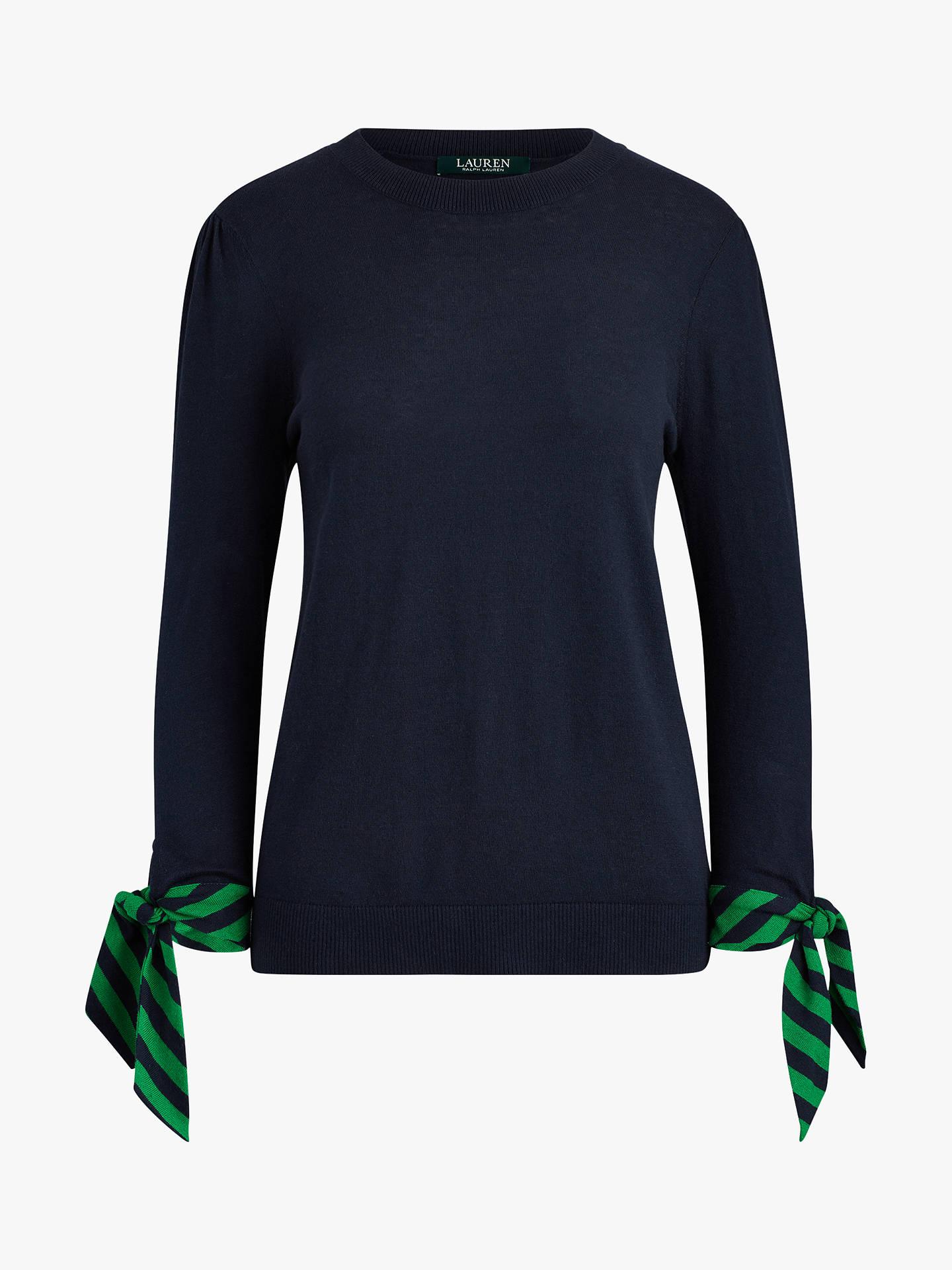 ... BuyLauren Ralph Lauren Sumati Tie Sleeve Jumper 30aed10f7b8