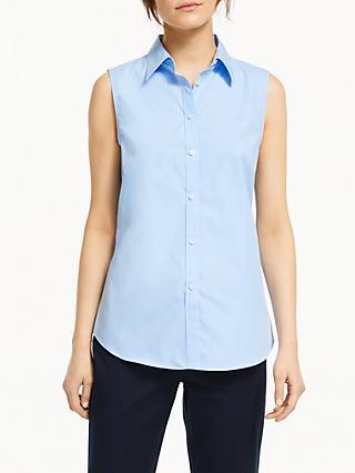 Lauren Ralph Lauren Akuna Sleeveless Shirt ebbeaabf9b4
