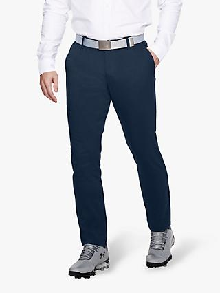 Under Armour Showdown Tapered Golf Trousers, Navy