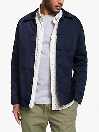Far Afield Station Jacket, Blue