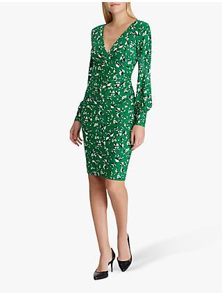 de5d3b60cf32c1 Lauren Ralph Lauren Floral Print Dress