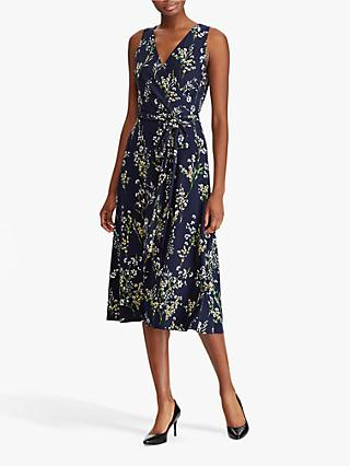 a5c59a8c168 Lauren Ralph Lauren Carana Wrap Dress
