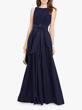 cd8f272a54dbb5 Lauren Ralph Lauren Agni Maxi Evening Dress