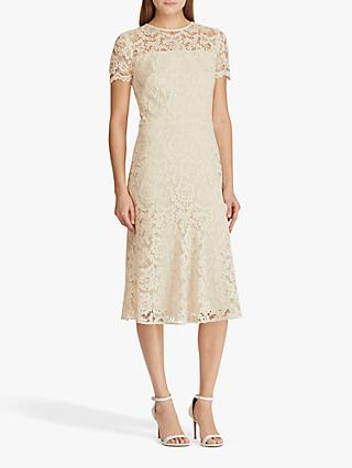 311cbf42722 Lauren Ralph Lauren Loki Lace Cocktail Dress
