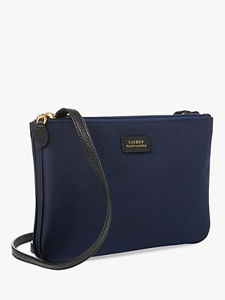 Ralph Lauren Cross Body Bag, Navy