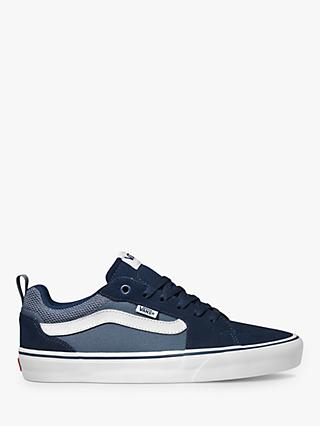 Vans Ward Filmore Trainers, Dress Blue/Vintage