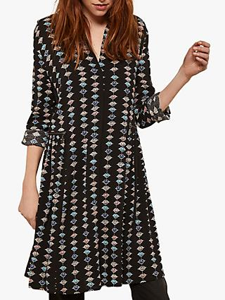Mint Velvet Daniela Shirt Dress, Multi