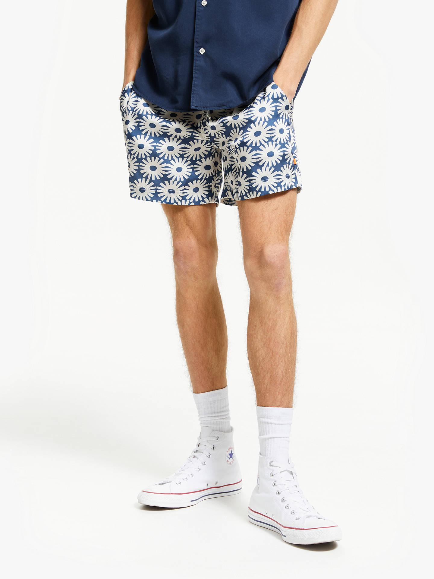 528f28a7a4 Buy Far Afield Floral Swim Shorts, Epik Blue, S Online at johnlewis.com ...