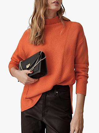 Reiss Naomi Roll Neck Jumper