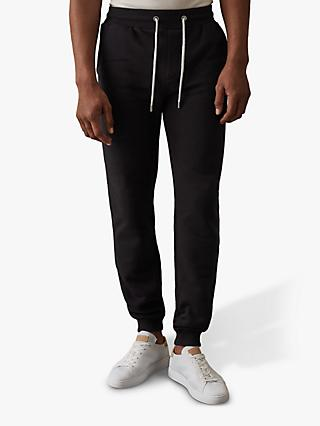 Reiss Ally Slim Fit Jogger Trousers, Navy
