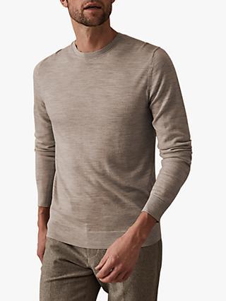 98df6586 Wool | Men's Jumpers & Cardigans | John Lewis & Partners