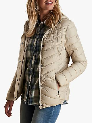 Barbour Isobath Quilted Hooded Jacket