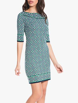 d169690c94 Max Studio Printed Jersey Dress