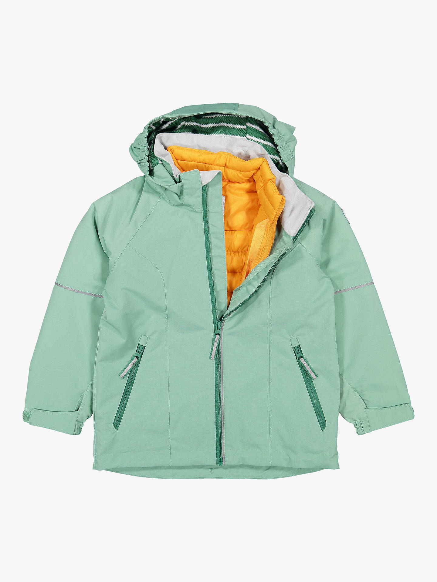 48d2c3e41 Polarn O. Pyret Baby Puffer Jacket at John Lewis   Partners