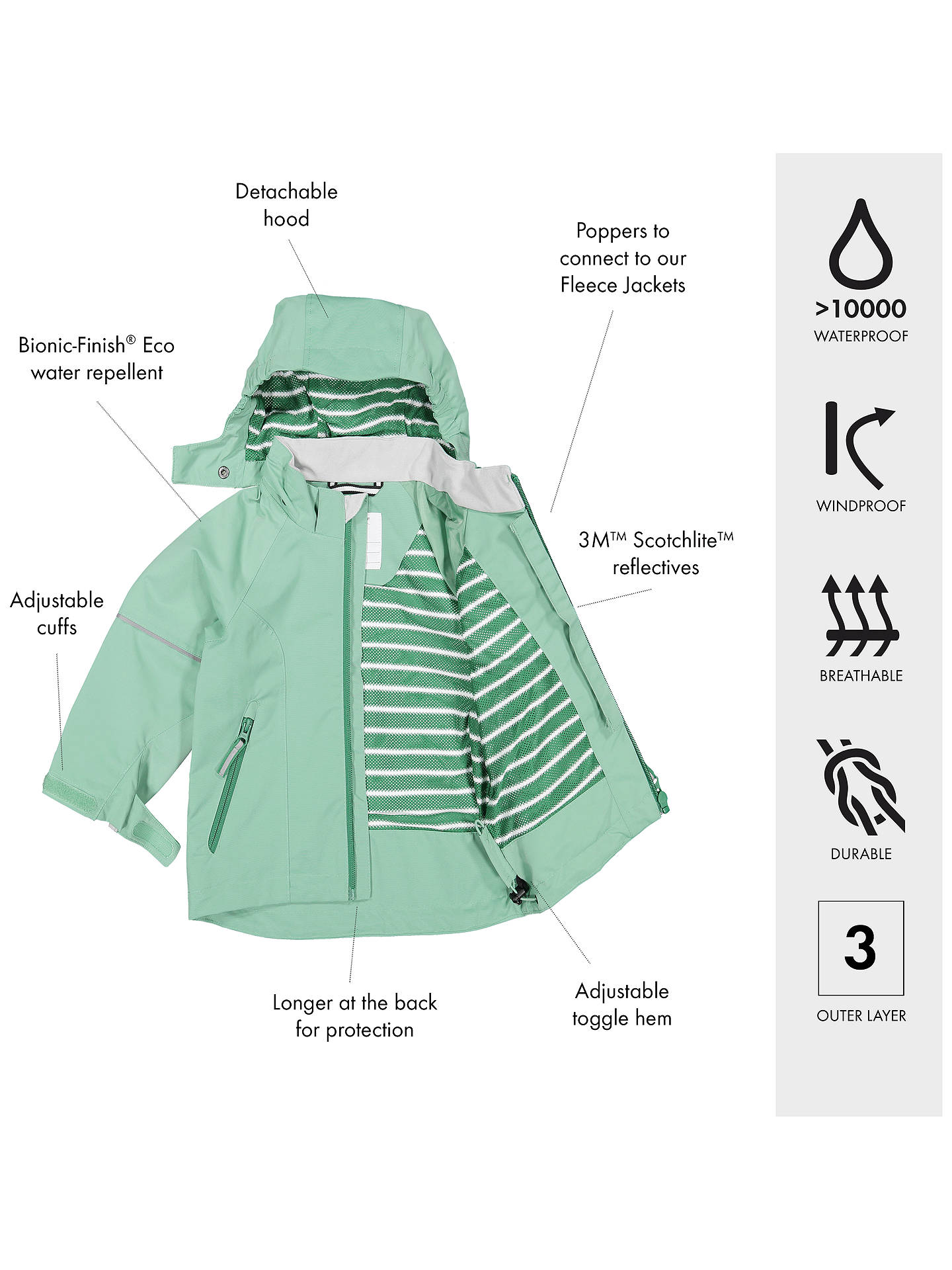POLARN O PYRET PARTY ECO ADJUSTABLE BOW TIE 2-6YRS