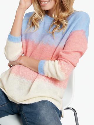 hush Misty Ombre Jumper