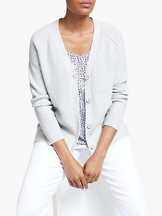 Collection WEEKEND by John Lewis Rib Cardigan