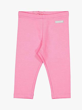 Polarn O. Pyret Baby Leggings, Pink