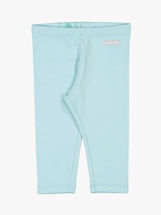 Polarn O. Pyret Baby Leggings, Aqua