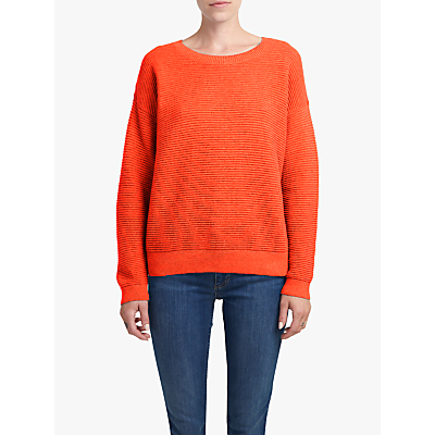 Image of French Connection Mozart Ripple Jumper, Sunset Wave