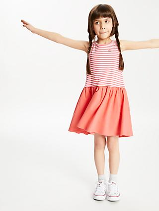 f1de725e10 John Lewis   Partners Girls  Stripe Dress