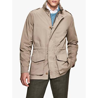 Hackett London Field Jacket, Sand
