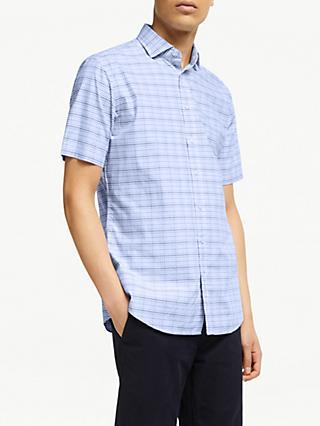 3d3744368f6 Hackett London Multi Melange Check Shirt