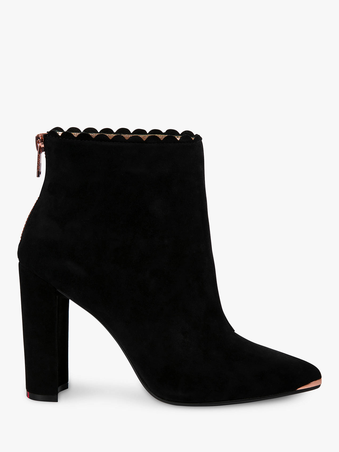 ee9c694a870 Buy Ted Baker Ofelia High Block Heel Ankle Boots