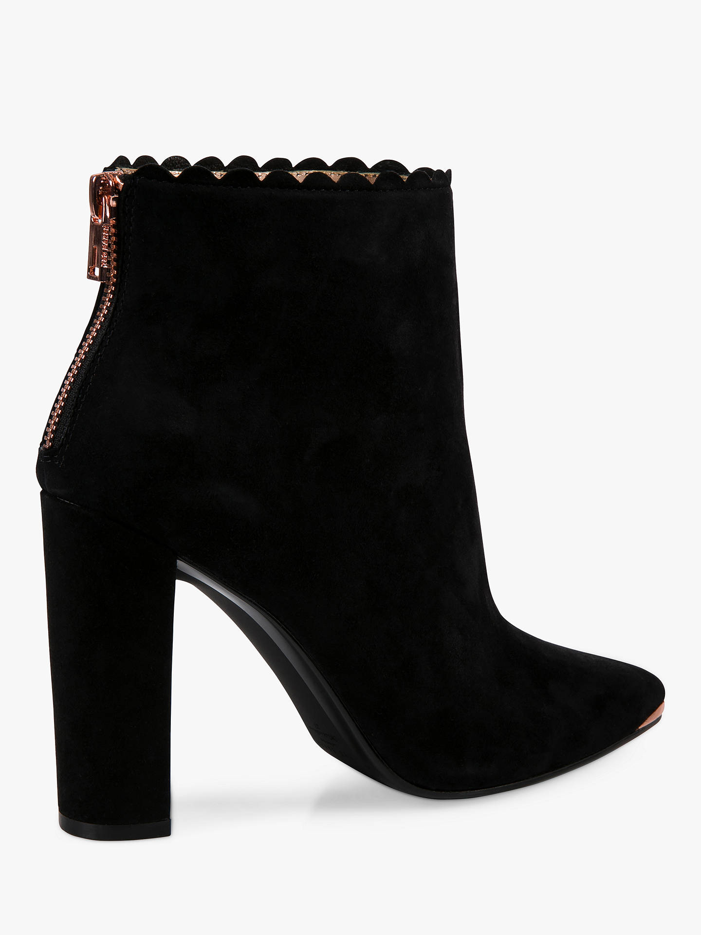 9a92b497890 ... Buy Ted Baker Ofelia High Block Heel Ankle Boots