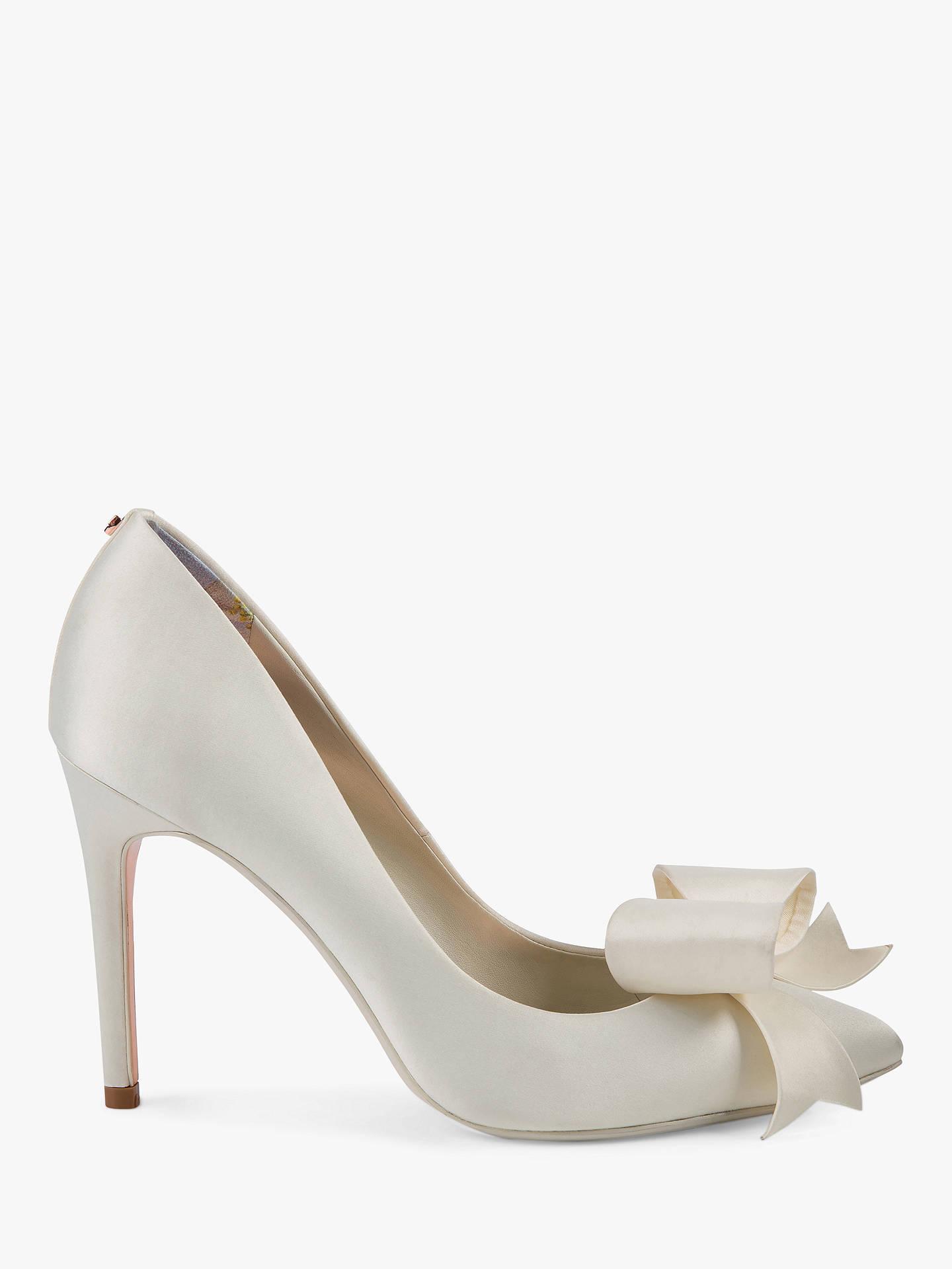 bd19d0da051 Buy Ted Baker Skalet 2 Bow Stiletto Heel Court Shoes