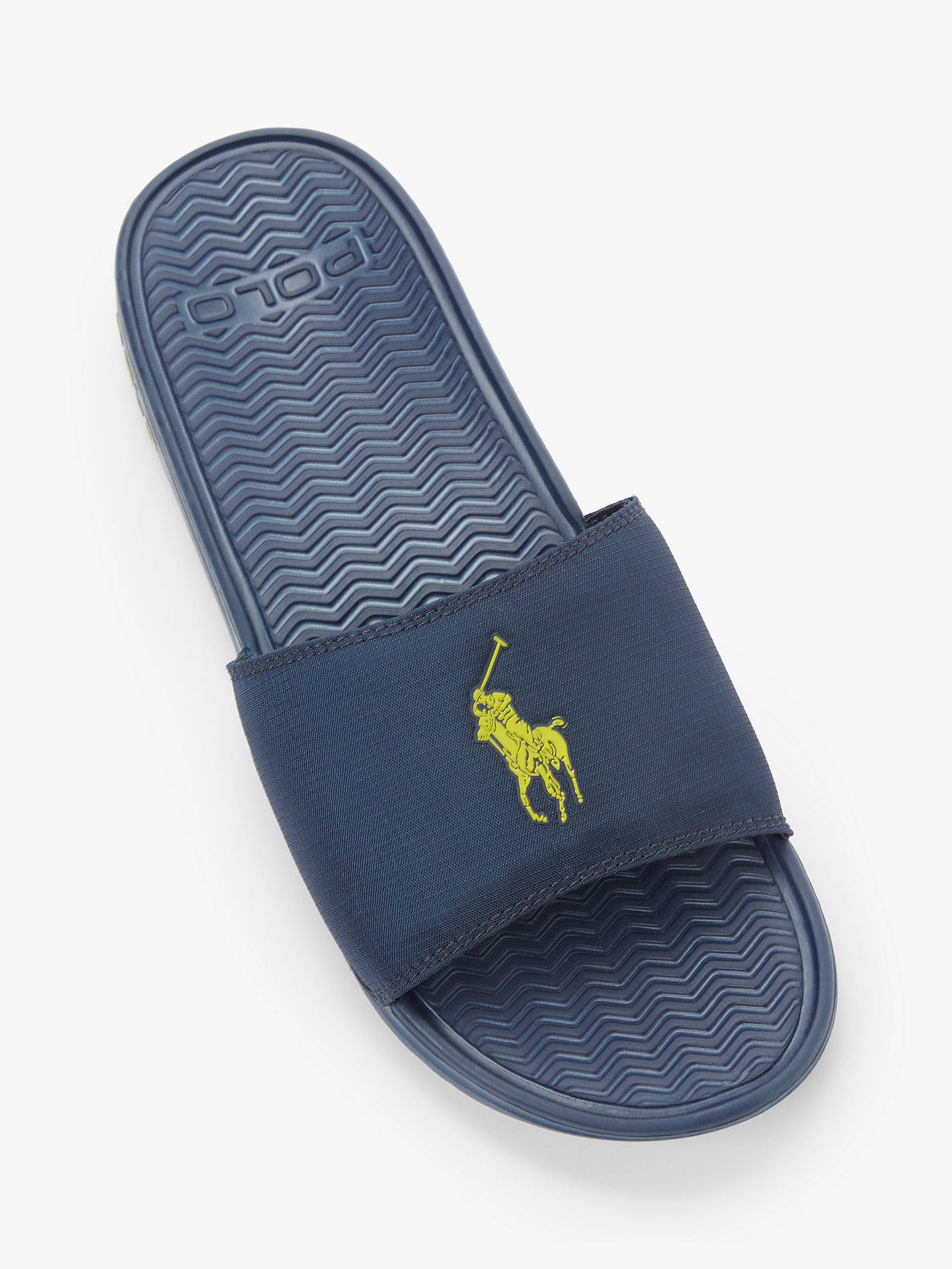 0c041b55091 Polo Ralph Lauren Pool Sliders at John Lewis   Partners