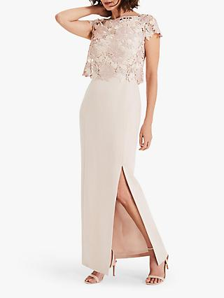 Phase Eight Olivia Maxi Dress, Cameo
