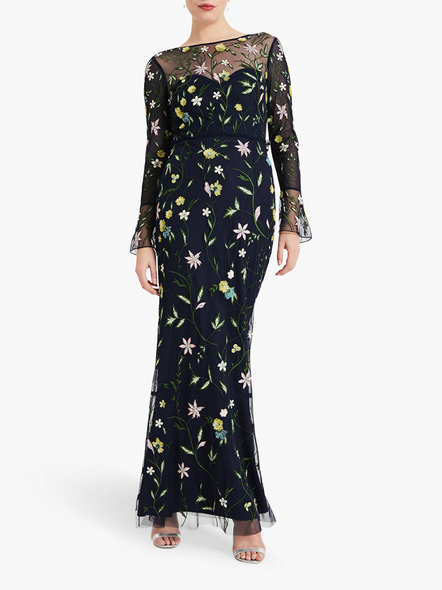 8e930224ef BuyPhase Eight Collection 8 Mallory Embroidered Maxi Dress