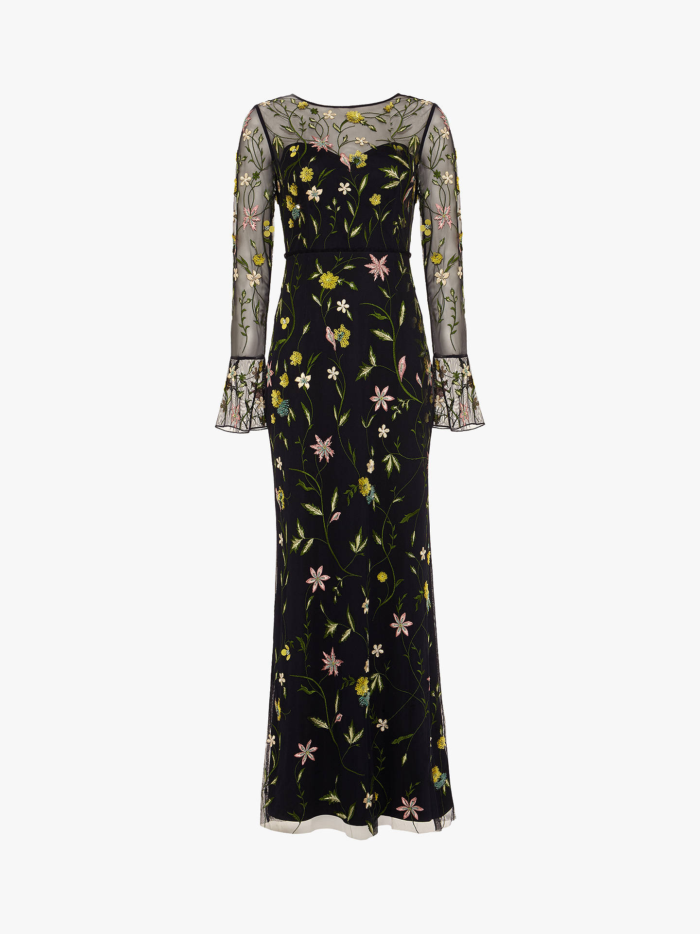 b0e45d5495 ... BuyPhase Eight Collection 8 Mallory Embroidered Maxi Dress