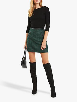 Oasis Alice Bow Shoulder Jumper