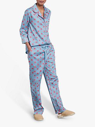 hush Star Print Pyjama Set ba4cbde41