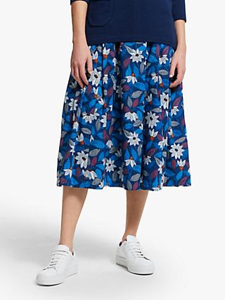 d8873e1817 Seasalt Sea Mist Skirt, Studio Flowers Marine