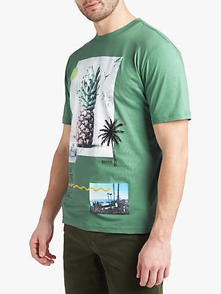 2033de7a4ee9 HUGO BOSS | Men's T-Shirts | John Lewis & Partners