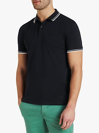 BOSS Parlay Short Sleeve Polo Shirt
