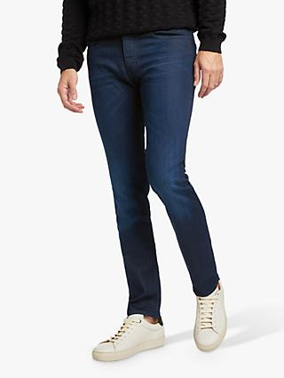 BOSS Charleston Skinny Jeans, Dark Blue
