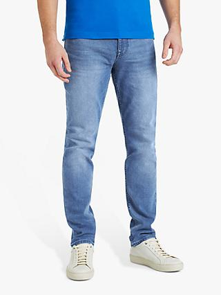 1b9a79fa8 BOSS Delaware Slim Fit Jeans, Medium Blue