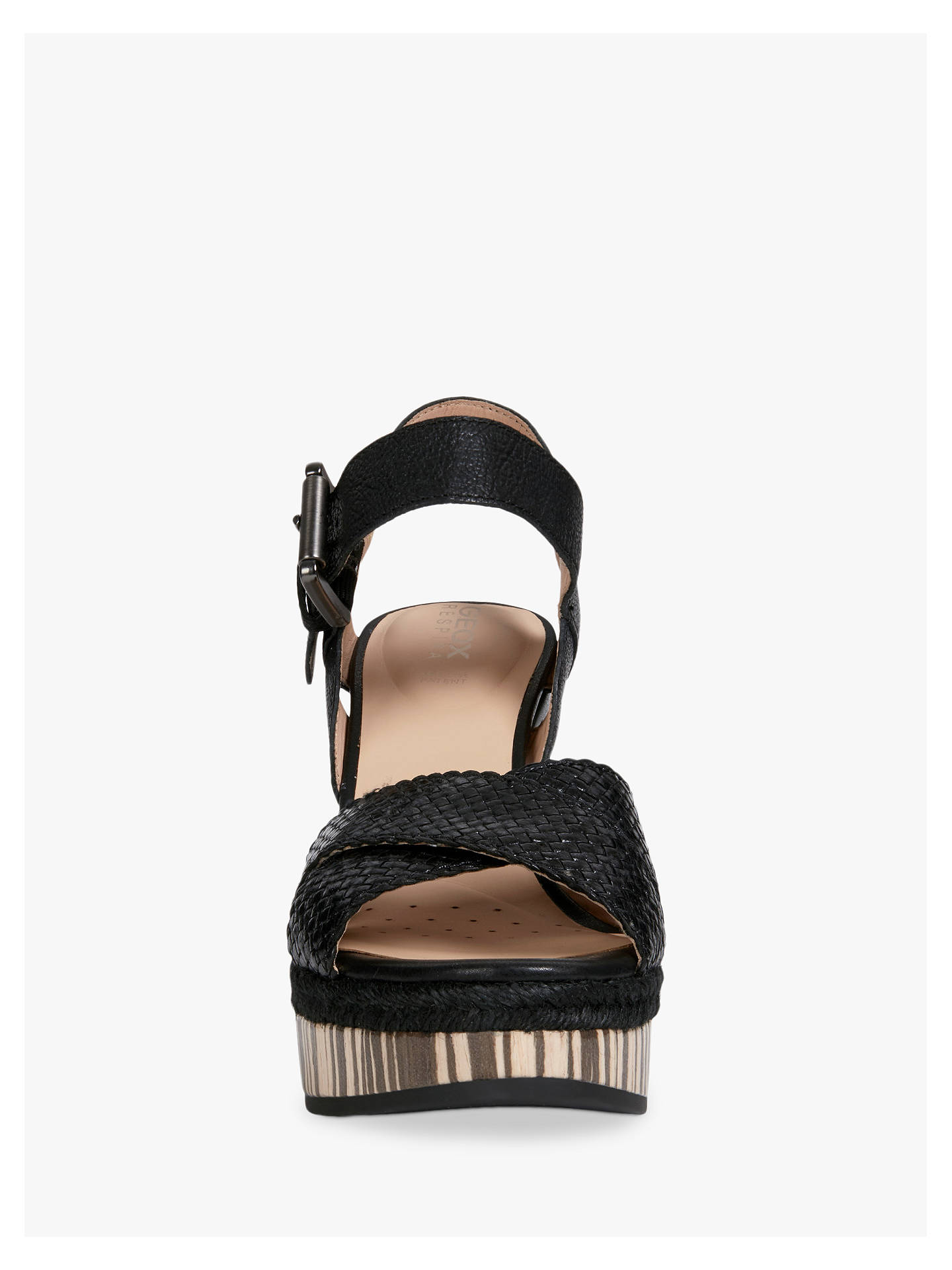 643bbed044d Geox Women s Yulimar Wedge Heeled Sandals at John Lewis   Partners