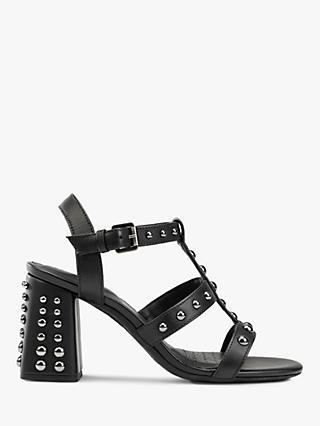 5da4c43c81b Geox Women s Seyla Studded T-Bar Sandals